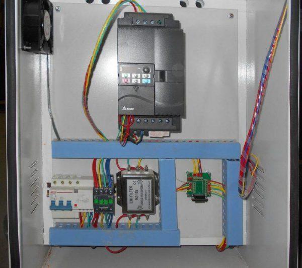 LTT-2130 фрезерный станок с ЧПУ с большим рабочим столом