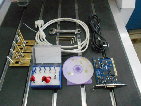 LTT-6595А Фрезерный станок с ЧПУ