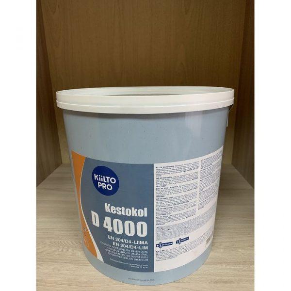 Дисперсионный клей KESTOKOL D4000 - 15 кг