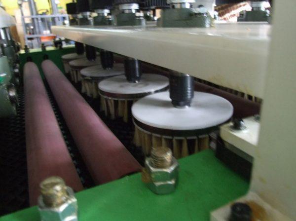 Щеточный рельефно-шлифовальный станок PR1000-6