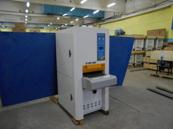 Калибровально-шлифовальный станок R-RP 400