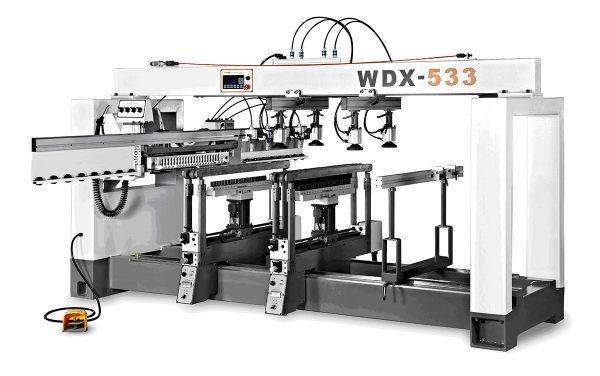 Сверлильно-присадочный станок WDX533