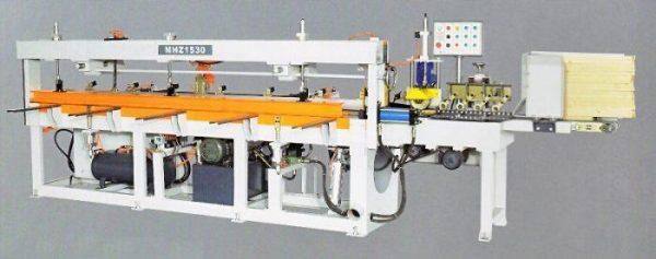Автоматический пресс для торцевого сращивания MHZ1530