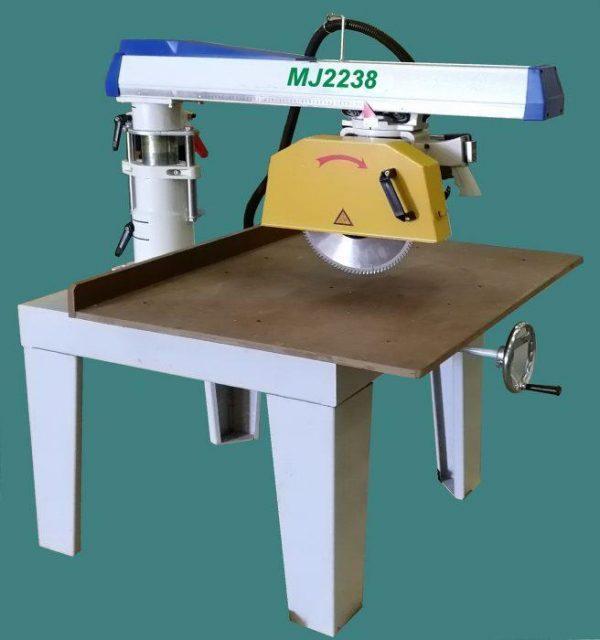Круглопильный торцовочный станок MJ2238 (MJ930)