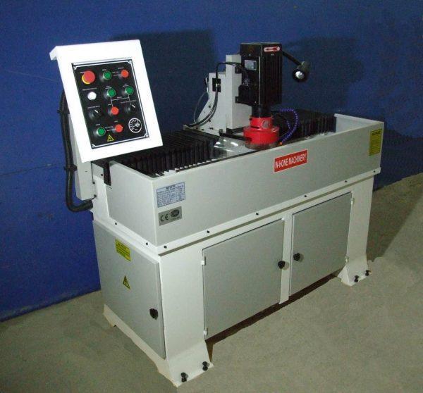 Станок для автоматической заточки плоских ножей с магнитной плитой MF257В