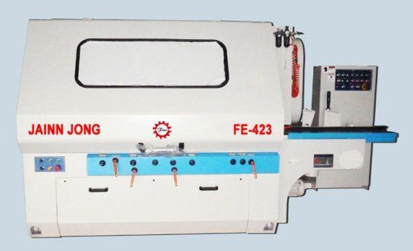 Четырехсторонний продольно-строгальный 4-х шпиндельный станок мод. FE 423