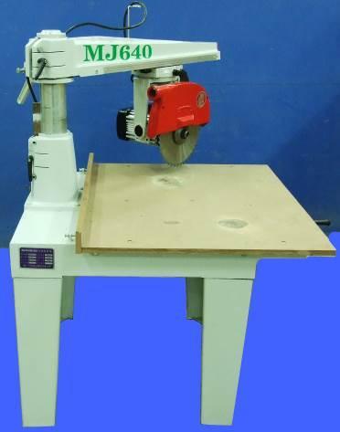 Круглопильный торцовочный станок MJ2236 (MJ640)