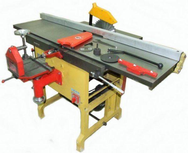 Комбинированные деревообрабатывающие  станки мод. MQ3435