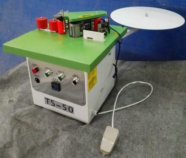 Кромкооблицовочный компактный станок мод. ТS-50