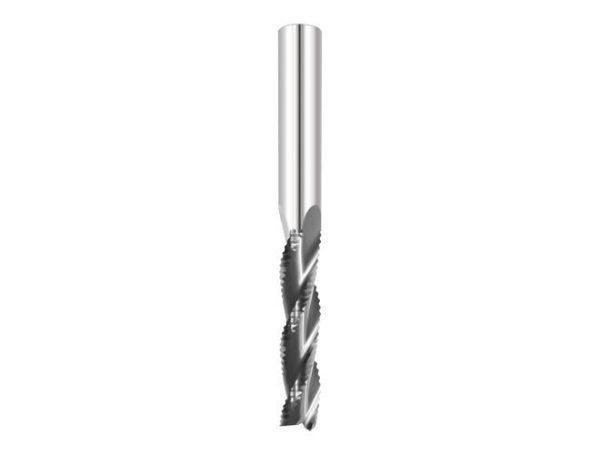 Фреза спиральная Z3 со стружколомом (верхний рез) 10x42x90 Z=3R S=10 Tideway LC19510111