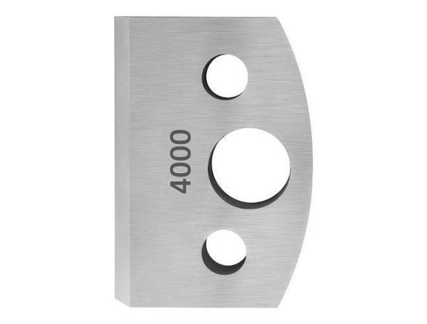 Нож профильный 40mm прямой для насадной фрезы 12 Rotis 40034000B