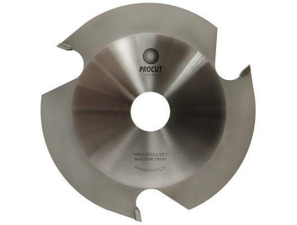 Диск пильный для УШМ Speed cutter 125x22x3.2/2.2 Z=3 PROCUT 761.1252203