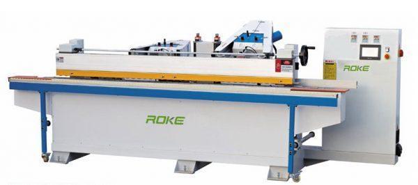 Кромкошлифовальный станок проходного типа RK-MS-2S
