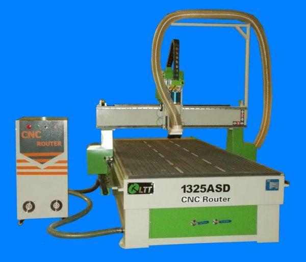 LTT-1325ASD Фрезерный станок с ЧПУ и п/а сменой инструмента