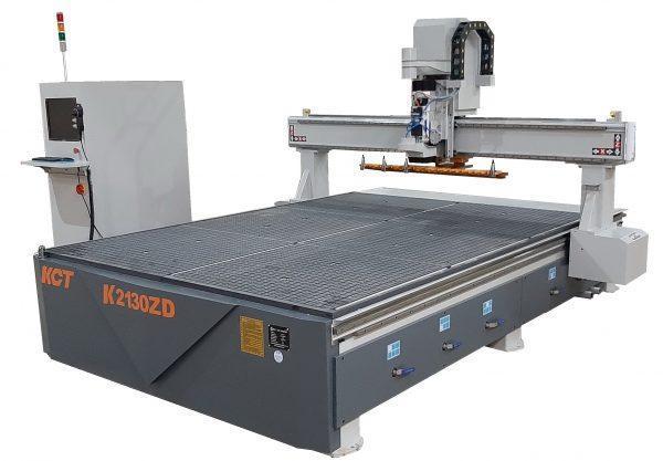 Фрезерный станок ЧПУ c автоматической линейной сменой инструмента K2130ZD
