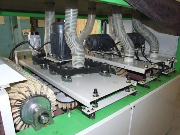 Полировальный станок PR1300-6R