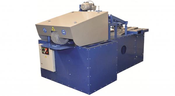 Станок для переработки горбыля гр3-500