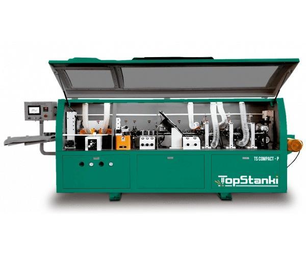 Кромкооблицовочный станок TS Compact P
