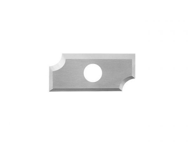 Нож твердосплавный радиусный R3 20x9x1.5 Tideway R320915