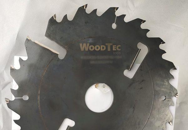 450x50x4.6/3.0 z(18+18)+6 Woodtec