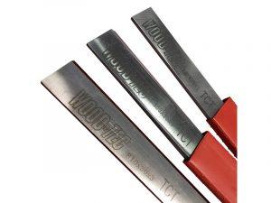 Ножи с напайкой TC Woodtec