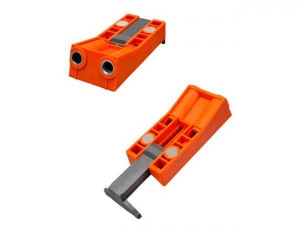 Кондуктор Poket hole  для сверления (два  отверстие) Hobby Uniqtool UTJ-003H
